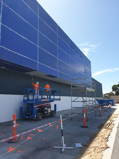kincoat painting Commercial Painting services adelaide